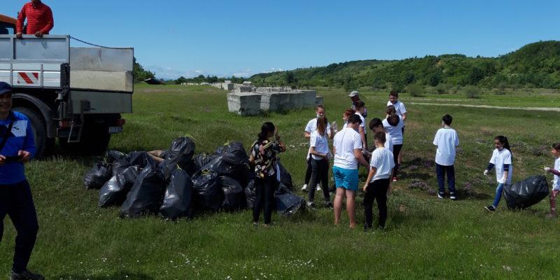 Eco voluntari_Darmanesti 1